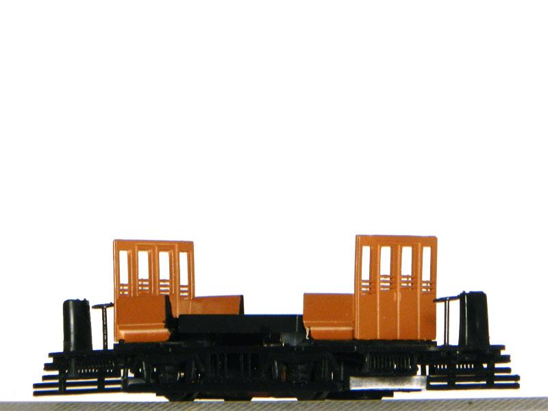 Podlaha s motorem pro modely Ringhoffer