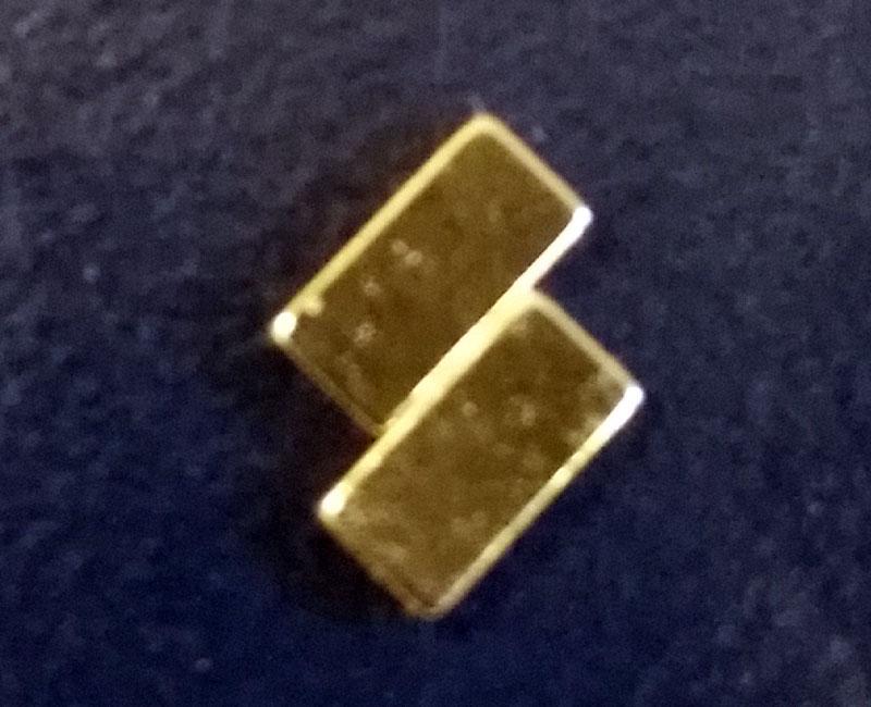 Magnety pro spojování modelů tramvají