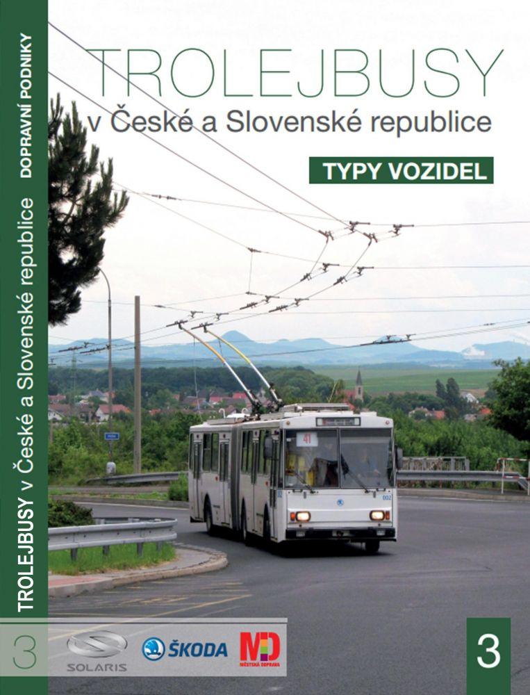 DVD trolejbusy v České republice