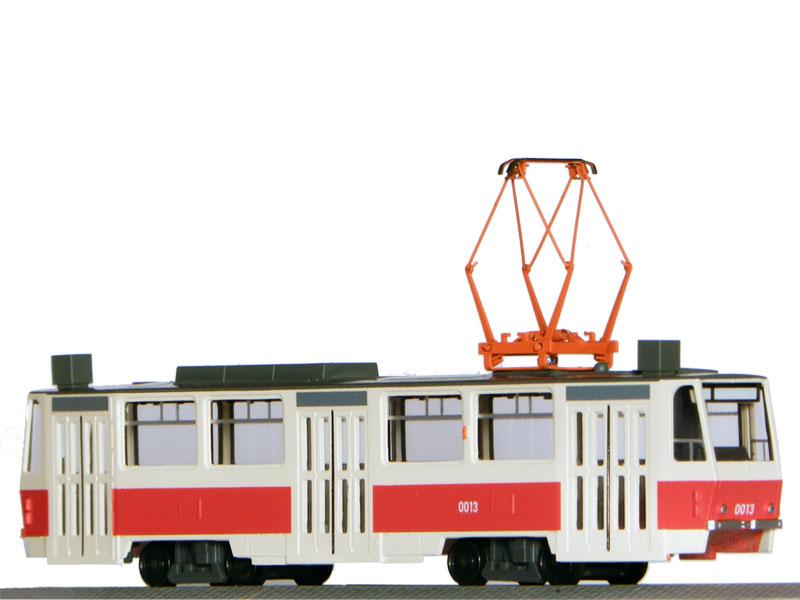 Model s motorem